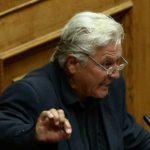 Παπαχριστόπουλος:Τιμή μου να είμαι υποψήφιος με τον ΣΥΡΙΖΑ-Παραδίδω την έδρα των ΑΝΕΛ