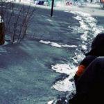 Μαύρο τοξικό χιόνι στη Σιβηρία-Τεράστια οικολογική καταστροφή