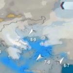 Αρναούτογλου-Πανελλαδικής εμβέλειας ο νέος χιονιάς-Χιόνια μέχρι τη θάλασσα το Σάββατο..
