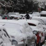 Χιόνια στην Αττική-Νέο κύμα κακοκαιρίας