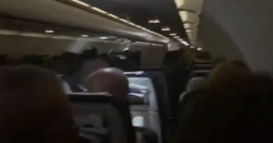 Ώρες αγωνίας στη βραδινής πτήσης από Αθήνα προς Κρήτη