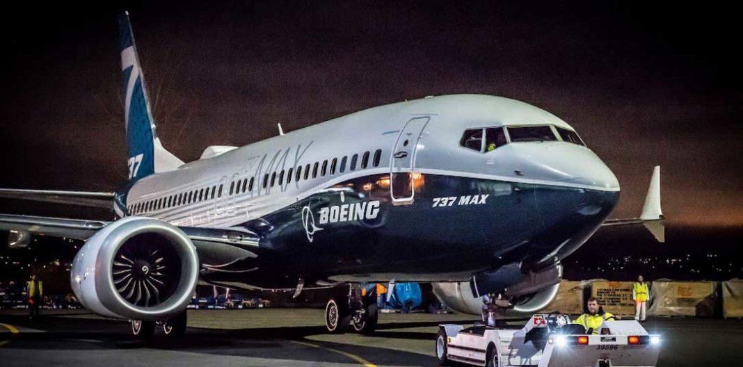 Boeing 737 MAX σε όλη την Ευρώπη
