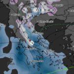 Καιρός: Επιδείνωση του καιρού-Ξανά χιονοπτώσεις
