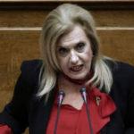 Η Μεγαλοοικονόμου «ξαναχτυπά»: Είμαι Σαββατογεννημένη, ο Τσίπρας θα κερδίσει