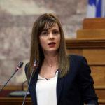 Αχτσιόγλου: «Μόνο ο ΣΥΡΙΖΑ είχε σχέδιο και το φέρνει εις πέρας»