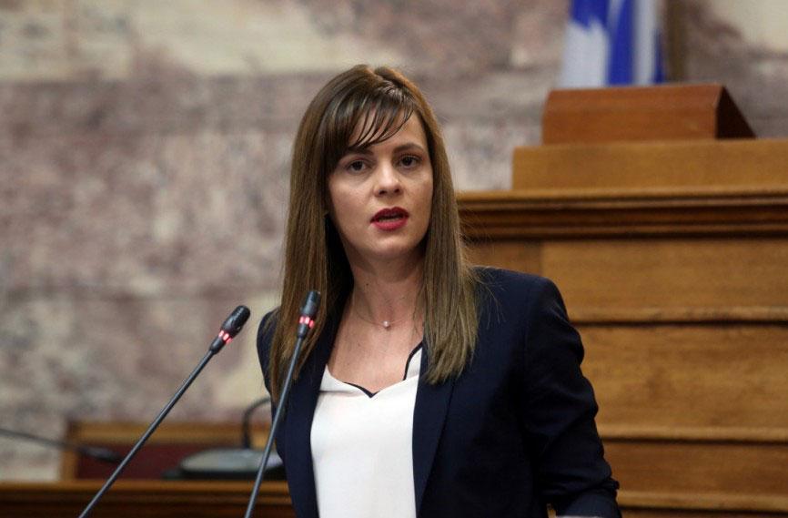 Αχτσιόγλου.Μόνο ο ΣΥΡΙΖΑ μπορεί να εγγυηθεί ταυτόχρονα