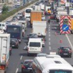 Εφιάλτης για τους οδηγούς στην Αθηνών - Λαμίας-23 χλμ μποτιλιάρισμα