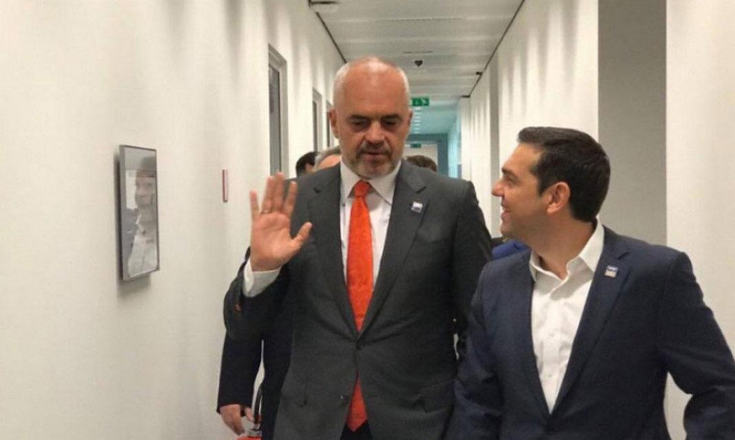 Αλέξης Τσίπρας σχολίασε αναφερόμενος στην ευρωπαϊκή προοπτική της Αλβανίας ότι «μαθαίνω σήμερα πως υπάρχει μία αρνητική