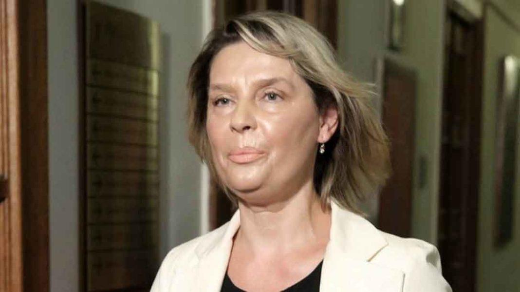 Παπακώστα βλέπει ως Μονμάρτη της πρωτεύουσας» δηλώνει η υφυπουργός Προστασίας του Πολίτη σε συνέντευξη της στο Αθηναϊκό Πρακτορείο Ειδήσεων..