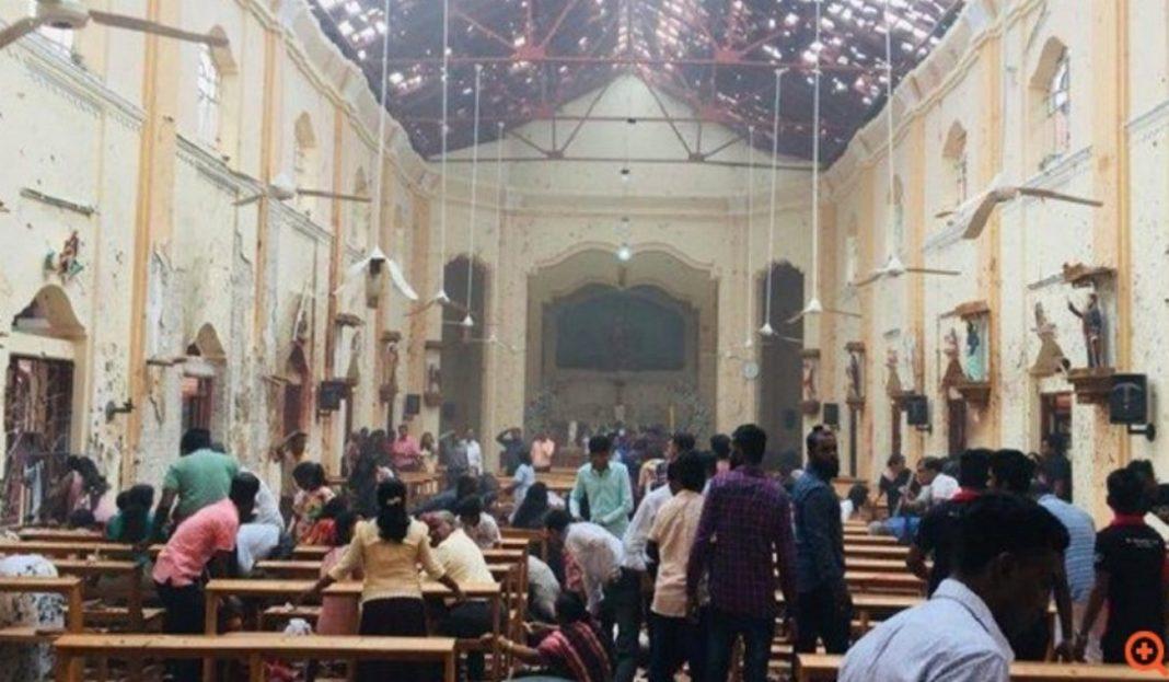 Αυξάνεται συνεχώς ο αριθμός των νεκρών και των τραυματιών από τις εκρήξεις στην πρωτεύουσα της Σρι Λάνκα