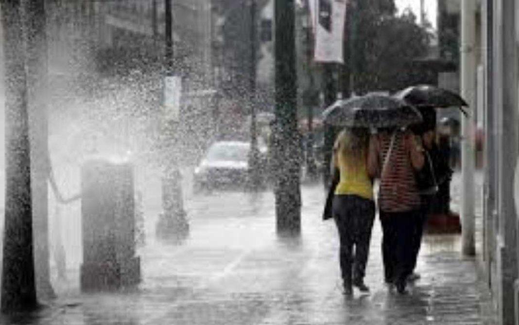 ΑΝΑΛΥΤΙΚΗ ΠΡΟΓΝΩΣΗ ΑΠΟ ΤΗΝ ΕΜΥ Βροχές και καταιγίδες τη Δευτέρα