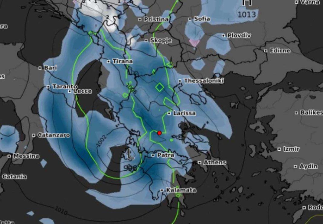 Καιρός Πάσχα 2019 Οι μετεωρολόγοι έχουν προειδοποιήσει για τα διαδοχικά περάσματα βαρομετρικών χαμηλών από την Ελλάδα