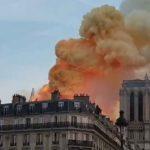 Παναγία των Παρισίων: Μυστηριώδης άνδρας στο εσωτερικό κατά το ξέσπασμα της πυρκαγιάς