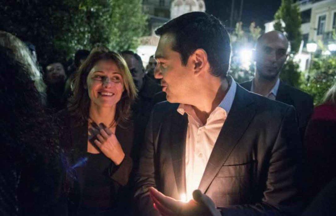Αλέξη Τσίπρα Στο Ροδάκινο της Κρήτης βρέθηκε ο Αλέξης Τσίπρας το Μεγάλο Σάββατο προκειμένου να παρακολουθήσει την ακολουθία της Ανάστασης