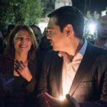Το «φιλί της αγάπης» του Αλέξη Τσίπρα στην Περιστέρα - «Aνέβασε» story στο Instagram!