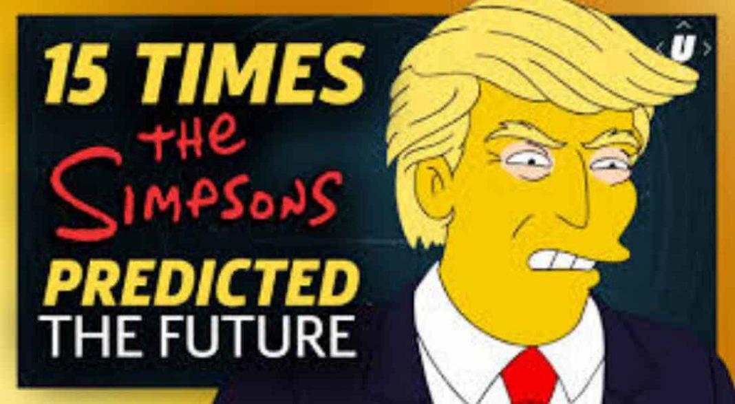 Θέλετε να μάθετε ποια μελλοντικά γεγονότα θα συμβούν; Αν έχετε χρόνο δείτε τα επεισόδια των Σίμπσονς Δείτε στο επόμενο βίντεο τις 15 φορές