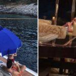Η κυρία Παναγοπούλου επιβεβαιώνει- Στο σκάφος μας έκανε διακοπές ο Τσίπρας