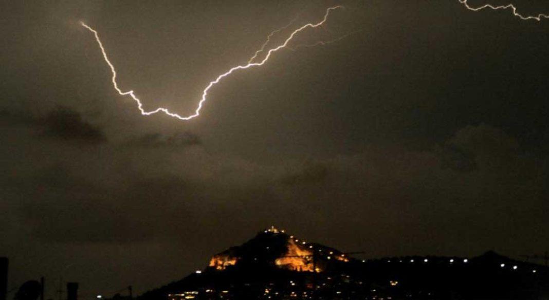 Έκτακτο δελτίο Καιρού: Έρχεται νέα κακοκαιρία με βροχές και καταιγίδες! Που θα χτυπήσει