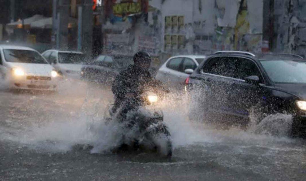 Καιρός: Καταιγίδες και στην Αθήνα προβλέπει για την Παρασκευή το meteo του Εθνικού Αστεροσκοπείου