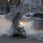 Ο καιρός …τρελάθηκε: Πλησιάζει ισχυρή κακοκαιρία