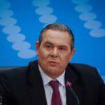Καμμένος: Δεν θα υπήρχε Τσίπρας, αν δεν υπήρχαν οι ΑΝΕΛ