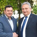 Μεγάλη επιτυχία στην προεκλογική συγκέντρωση του Νίκου Κολιάκου στην Αγία Βαρβάρα