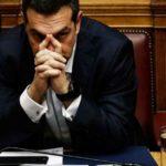 Τσίπρας στην Κουμουνδούρου - Η πρώτη δήλωση μετά τα exit poll
