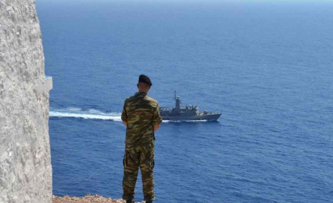 ΣΥΝΑΓΕΡΜΟΣ Προθέρμανση για την τουρκική «εισβολή» στην κυπριακή ΑΟΖ.Στο κόκκινο κτύπησαν οι τουρκικές