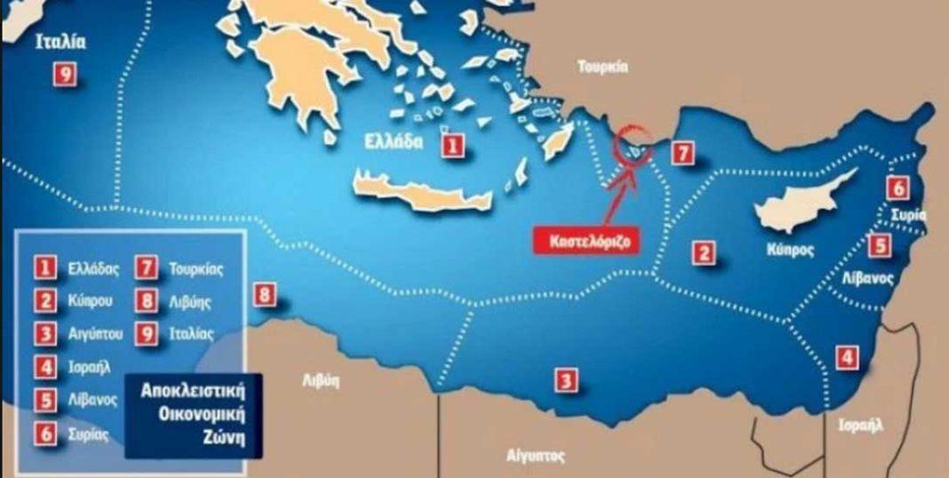 Τουρκία H ξαφνική «εισβολή» της Τουρκίας στην ΑΟΖ της Μεγαλονήσου (μάλλον νωρίτερα απ' ό,τι ανέμεναν οι αρμόδιες κυπριακές και ελλαδικές