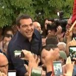 Τσίπρας: -Δεν είναι μόνο ένα ρεύμα νίκης, είναι ένα γνήσιο λαϊκό ξέσπασμα