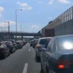 Κυκλοφοριακό χάος στην Αττική οδό