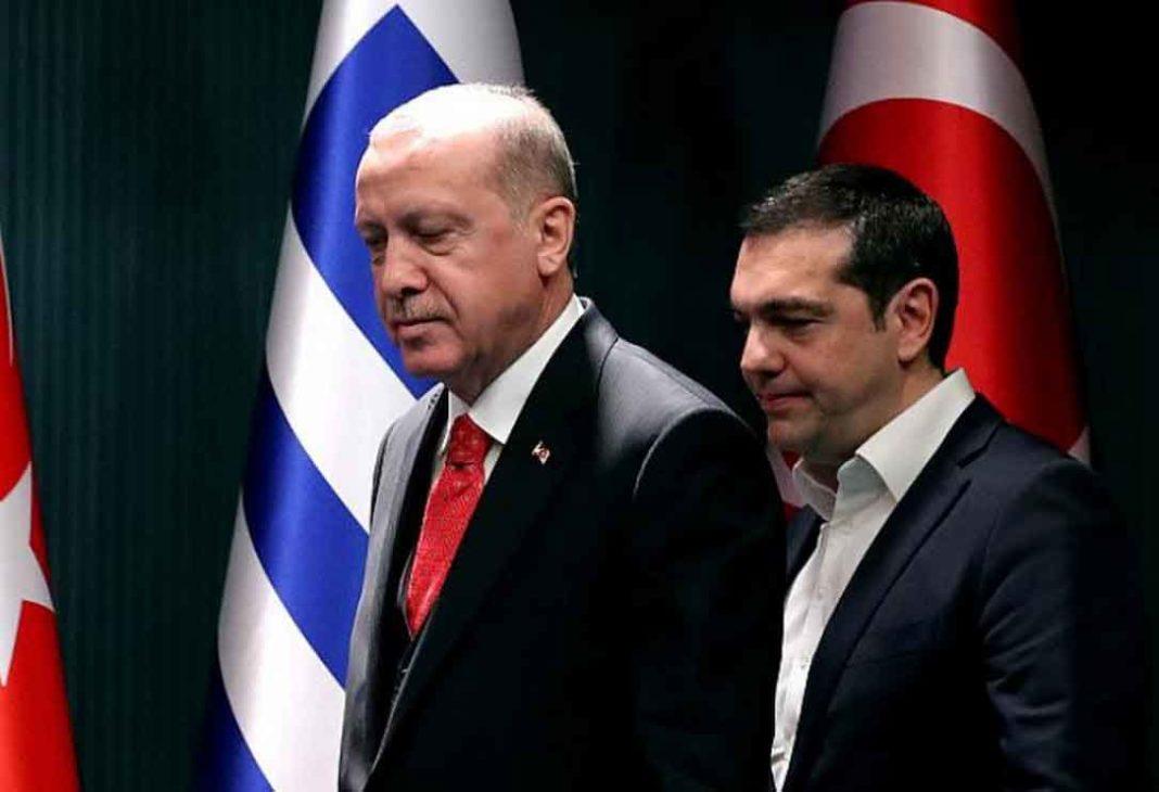 Αυστηρό μήνυμα Τσίπρα προς την Τουρκία «Όποιος παραβιάσει τα κυριαρχικά δικαιώματα Ελλάδας και Κύπρου θα έχει συνέπειες»