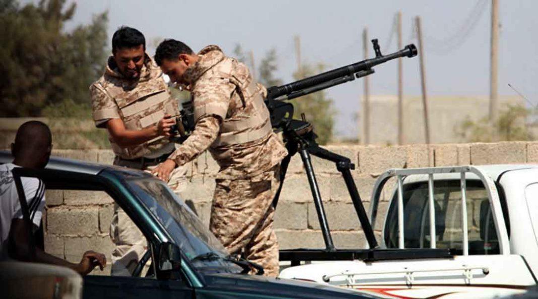 Χάφταρ Ο Χαφτάρ έδωσε εντολή για χτύπημα σε Τουρκικούς στόχους στην Λιβύη