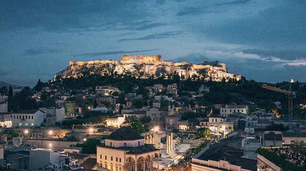 Αθήνας «Η Αθήνα που οι περαστικοί αποφεύγουν» από την εκπομπή 360ᵒ της τηλεόρασης του Alpha