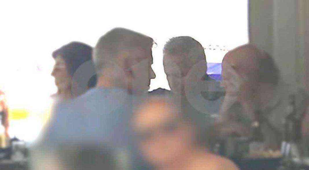 Ο υπουργός Εθνικής Άμυνας το μεσημέρι της Δευτέρας βρέθηκε με παρέα στο Σχοινιά για να απολαύσει το γεύμα του, λίγο μετά το «έκτακτο ΚΥΣΕΑ» για τα ελληνοτουρκικά.