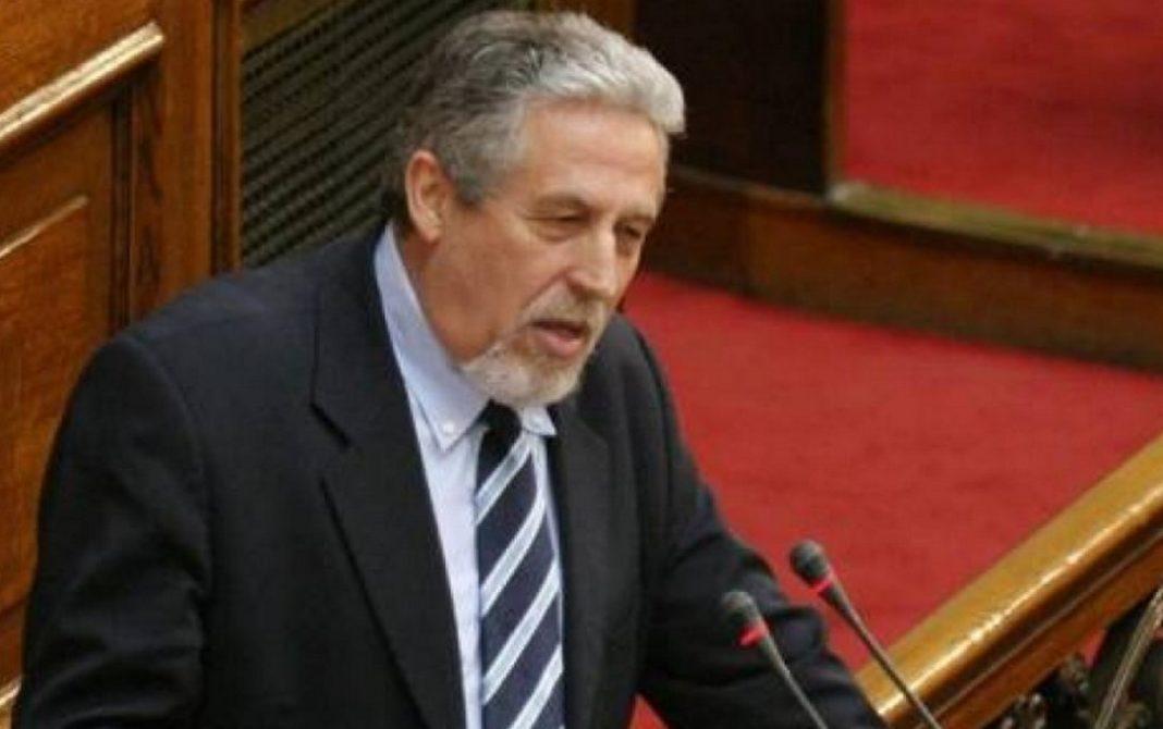 Πέθανε στα 69 του χρόνια ο πρώην βουλευτής Αργολίδας της ΝΔ. Επί σειρά ετών ήταν στέλεχος της ΓΣΕΕ.