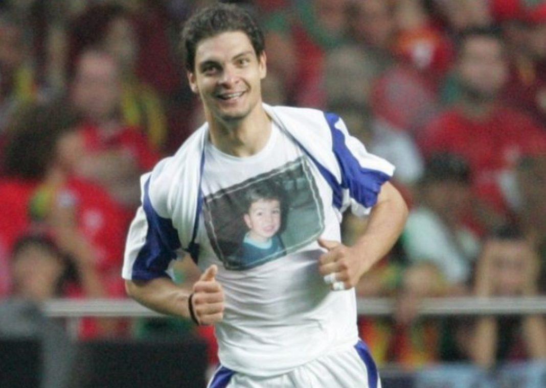 Μία συγκινητική ανάρτηση για τον πατέρα του Γιάννη που έφυγε από τη ζωή σε ηλικία 64 ετών, έκανε παλαίμαχος ποδοσφαιριστής της Εθνικής Ελλάδος, Άγγελος Χαριστέας