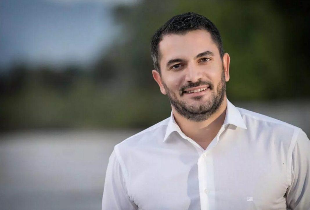 Σταύρος Τσίρμπας Άλλαξε σελίδα ο δήμος Αγ Αναργύρων-Καματερού: Νέος δήμαρχος ο ΣταύροςΤσίρμπας