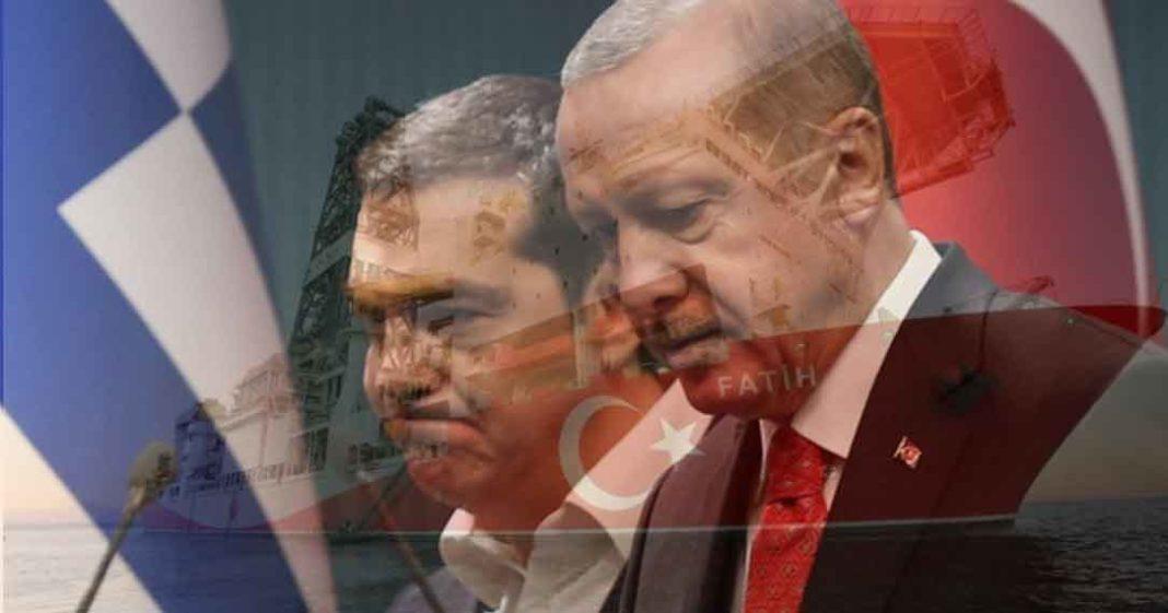 πρωθυπουργός Λίγο πριν μιλήσει για την Τουρκία ο Α.Τσίπρας είπε κάτι που κανείς δεν πρόσεξε