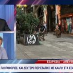 Εξάρχεια: Αναρχικοί άρπαξαν κάλπη από εκλογικό τμήμα