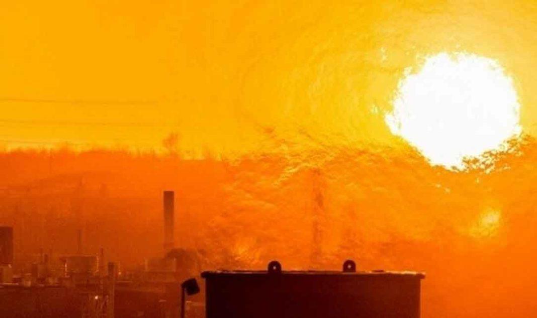 Σε κλοιό αφρικανικής ζέστης μπαίνει η Ελλάδα όπου, ειδικά το Σαββατοκύριακο, το θερμόμετρο θα χτυπήσει «κόκκινο» ξεπερνώντας
