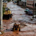 """Καιρός : Καταιγίδες """"σάρωσαν"""" Αχαΐα Ναυπακτία"""