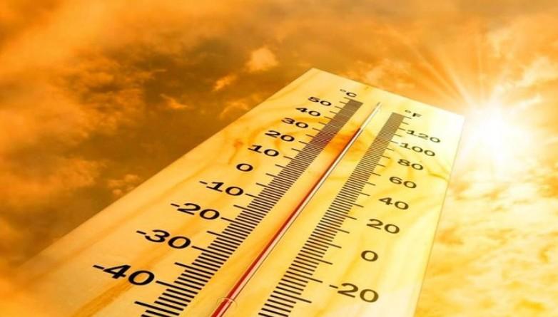 καύσωνας Τριήμερη θερμή εισβολή - 40άρια την Πέμπτη