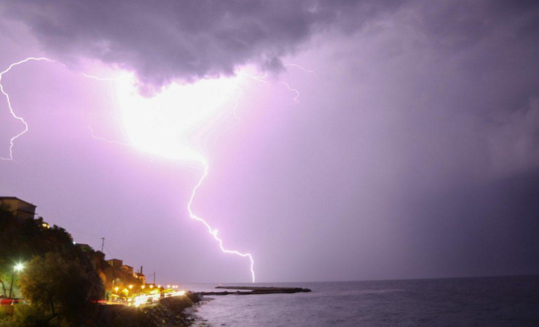 ΕΜΥ: Έκτακτο δελτίο καιρού - Έρχονται βροχές καταιγίδες και χαλάζι τις επόμενες ημέρες