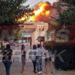 Φωτιά στη Νέα Πεντέλη, σε κατοικημένη περιοχή - Φωτό