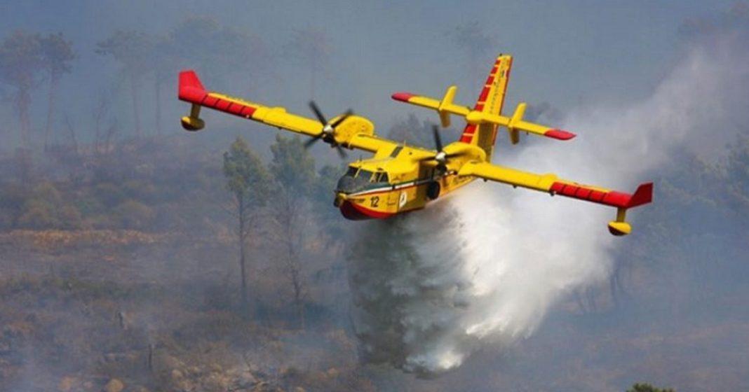 Φωτιά Εύβοια: Κροατία- Ιταλία στέλνουν πυροσβεστικά αεροσκάφη