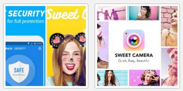 Snapfun - Face Filter, Selfie Editor και Sweet Camera