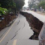 Πακιστάν: Άνοιξαν δρόμοι στη μέση -5,2 Ρίχτερ