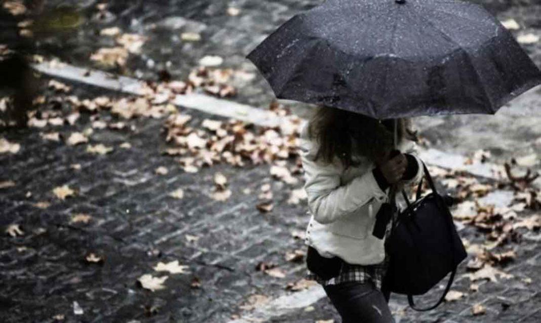 kairos,Ξεχάστε το καλοκαίρι – Δείτε σε ποιες περιοχές έρχονται καταιγίδες και… χιόνια!