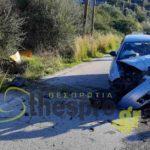 Ηγουμενίτσα: Νεκρή 26χρονη κοπέλα σε φρικτό τροχαίο
